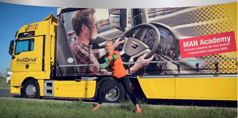 Trenuj z Klubem MAN Trucker's World