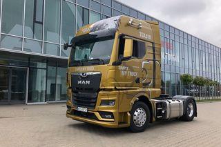 Nowa generacja pojazdów ciężarowych MAN już w Polsce