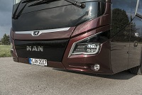Nowy MAN Lion's Coach zbiera trofea na Busworld Awards Competition